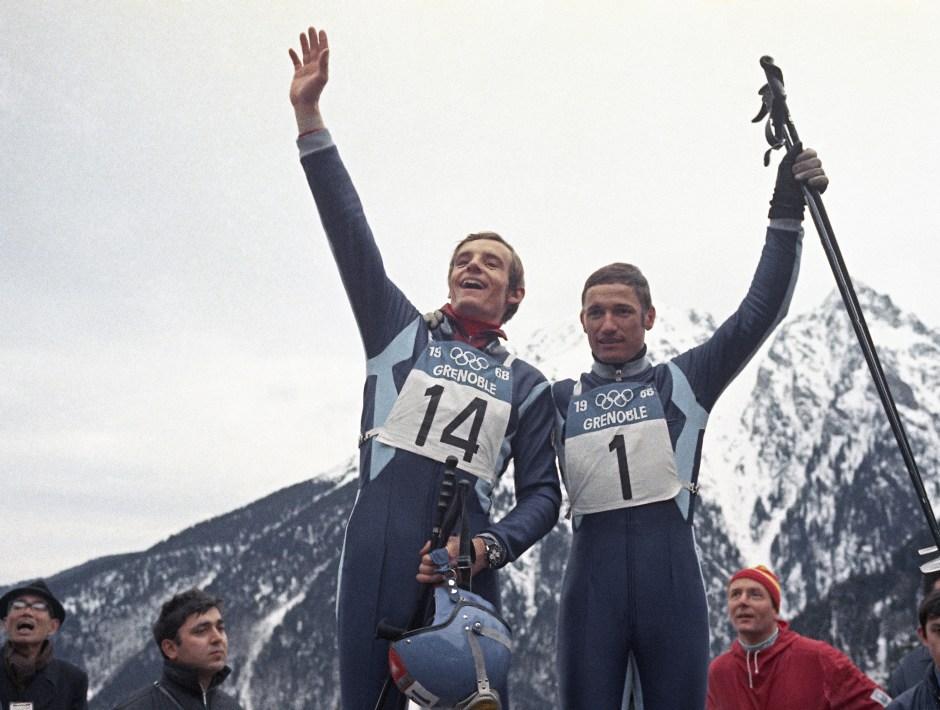 Jean-Claude Killy, Guy Perillat