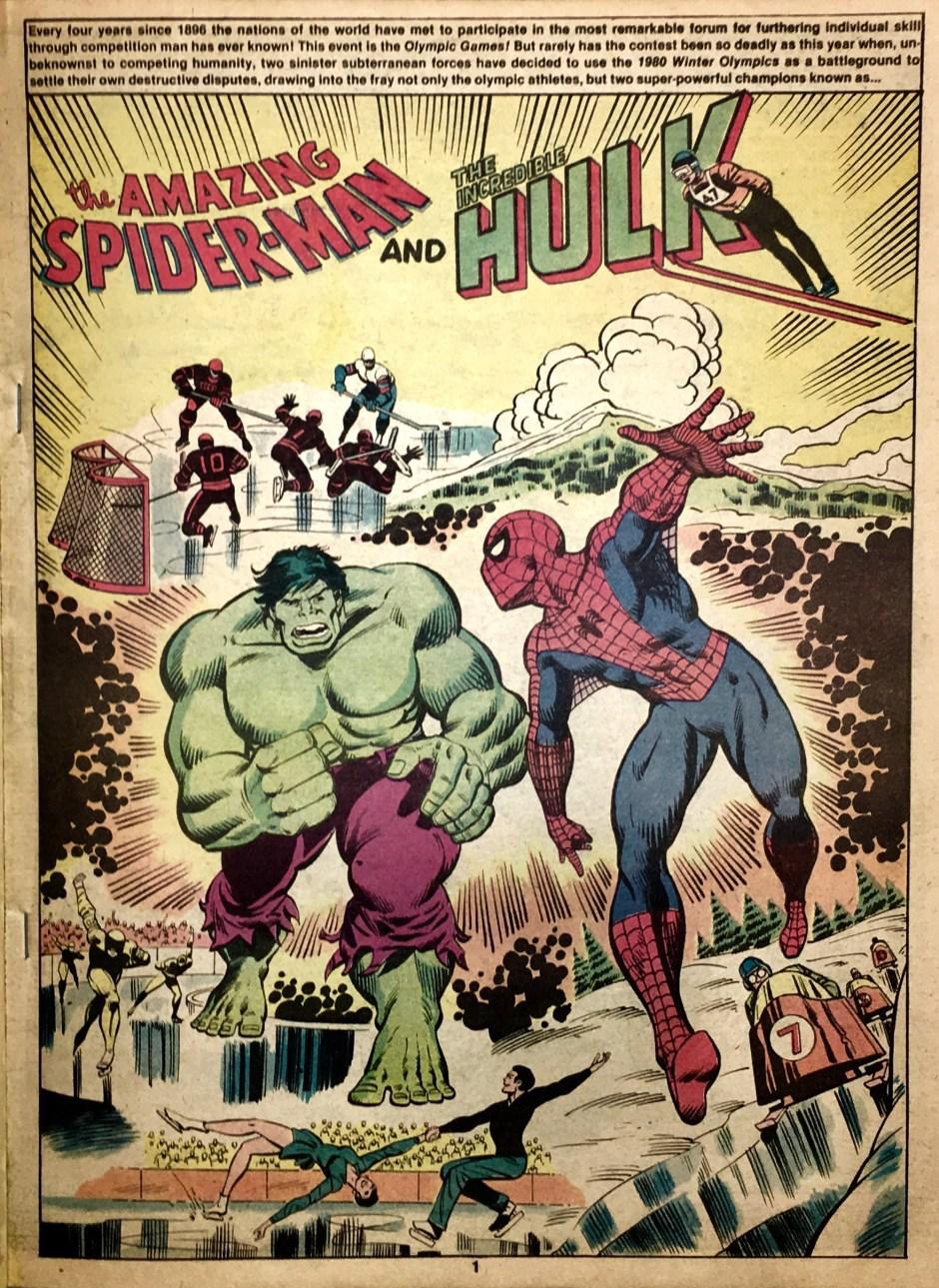 Spiderman vs Hulk at the Winter Olympics_2