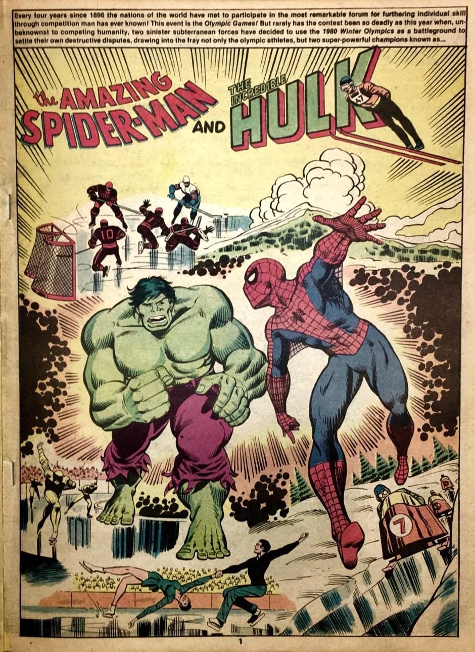 Spiderman vs Hulk at the Winter Olympics_2