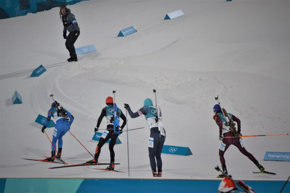 Biathlon At The 2020 Olympic Winter Games.The Biathlon Sprint Shooting S The Thing The Olympians