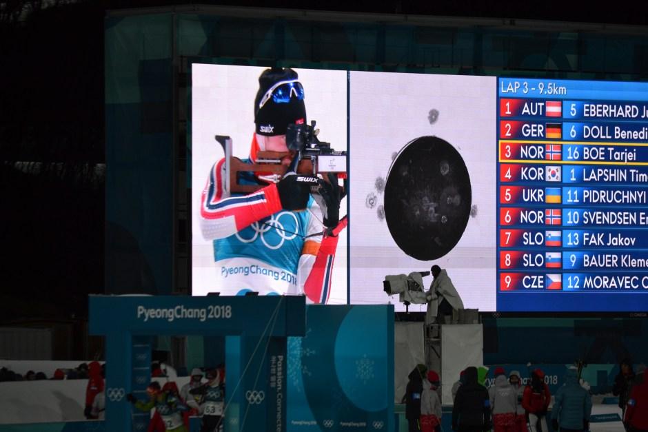 Biathlon 21
