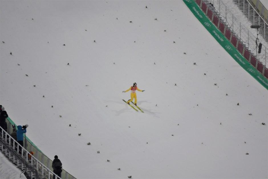 Junshiro Kobayashi of Japan_Alpensia Ski Jump