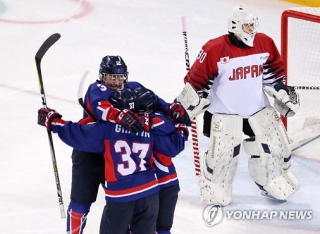 Team Korea Scores