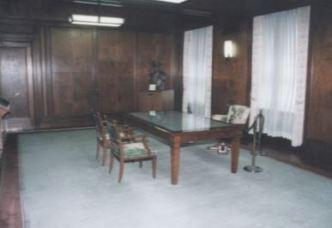GHQ Presidential Office MacArthur's office