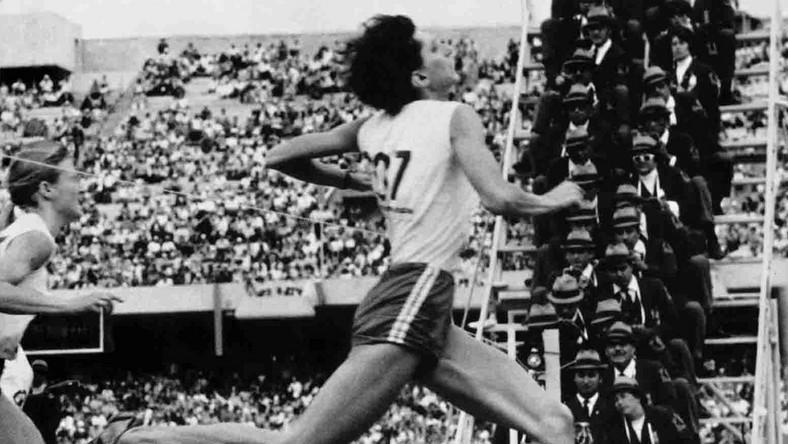 Irena Szewińska 1964