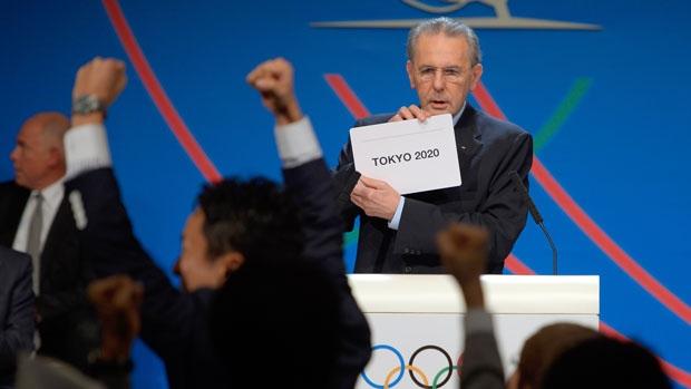 Tokyo wins 2020 bid