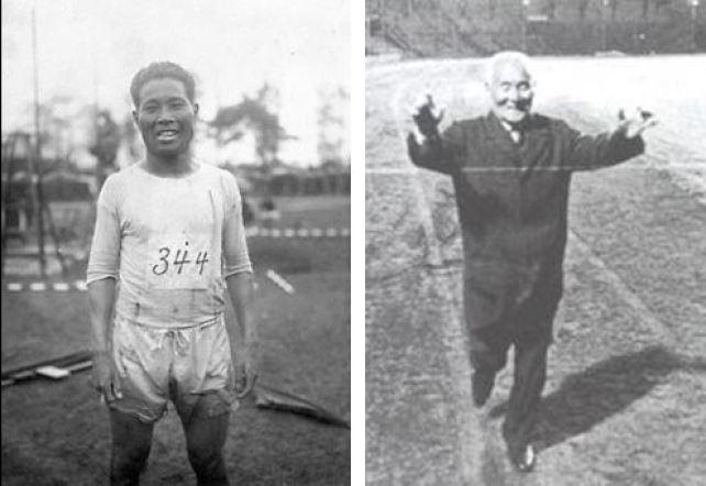 shizo kanakuri_1912 and 1967