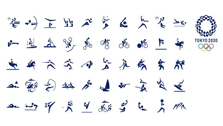 Tokyo 2020 pictograms 2019-03-12-pictograms-tokyo-thumbnail