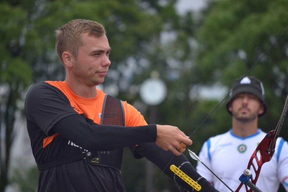 Steve Wijler of the Netherlands 3