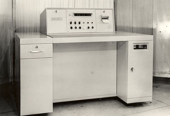 Seiko Type III Timing Printer