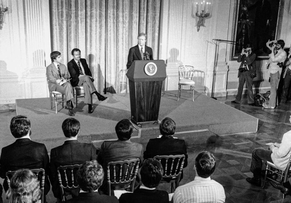 Jimmy Carter White House_21March1980