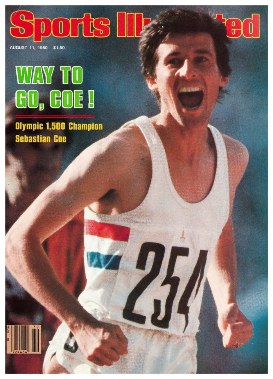 Sports Illustratted_Sebastian Coe_11August 1980