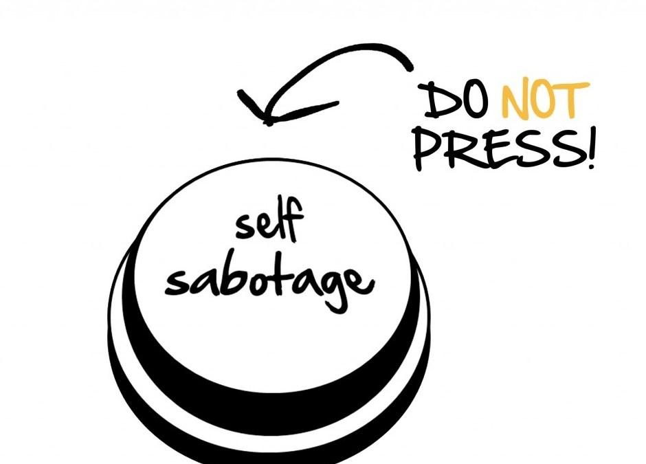 Self Sabotage & The Anecdote