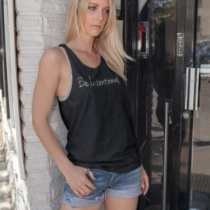 woman wearing tank top