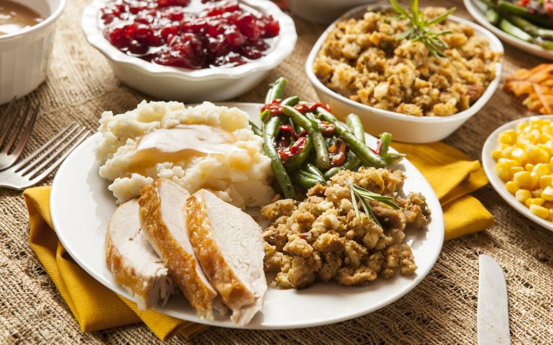 Turkey Talk: 25 Simple Holiday Eating Strategies