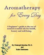 Aromatherapy For Every Day - Book