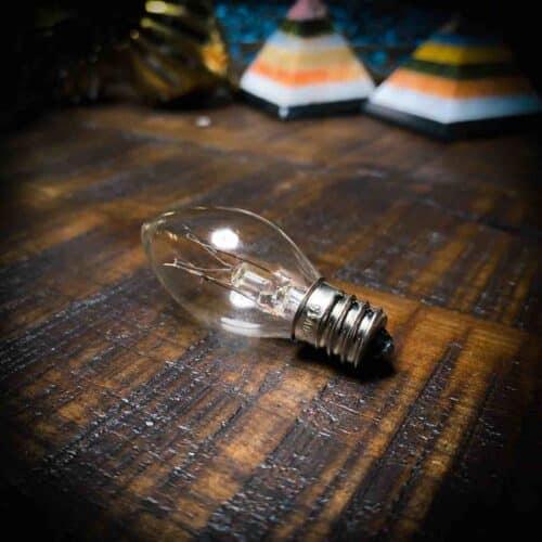 15 watt bulb for Salt Lamps