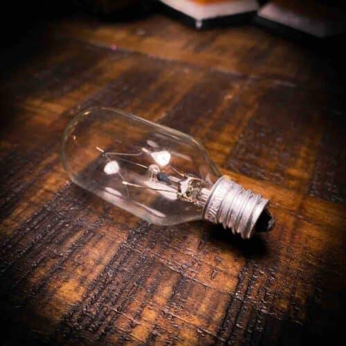 25 watt replacement bulb for Himalayan Salt lamp