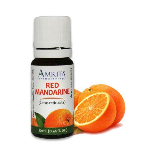 Amrita Essential Oil Red Mandarine - EO-10mL
