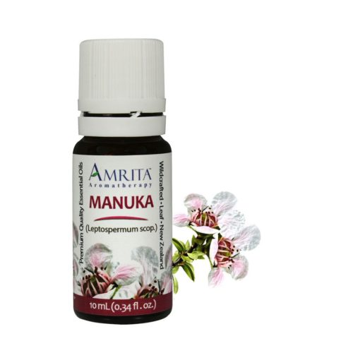 Amrita Essential Oil Manuka - EO-5mL at The OM Shoppe in Sarasota, FL