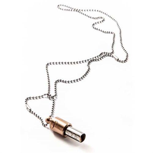 Bronze LOVETUNER on Chain