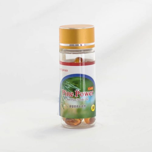 RED PINE NEEDLE OIL 30 GELCAPS