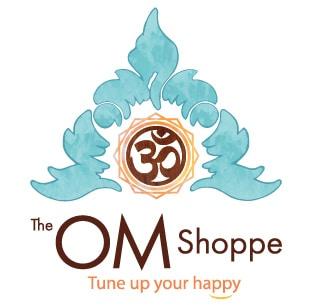 The OM Shoppe Website Logo