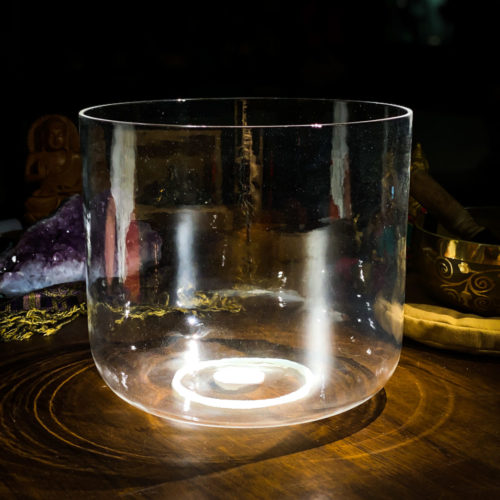 Crystal Alchemy And Ultra Lightweight Singing Bowls