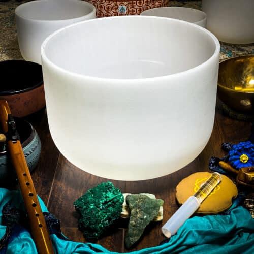 8 Inch Singing Bowls