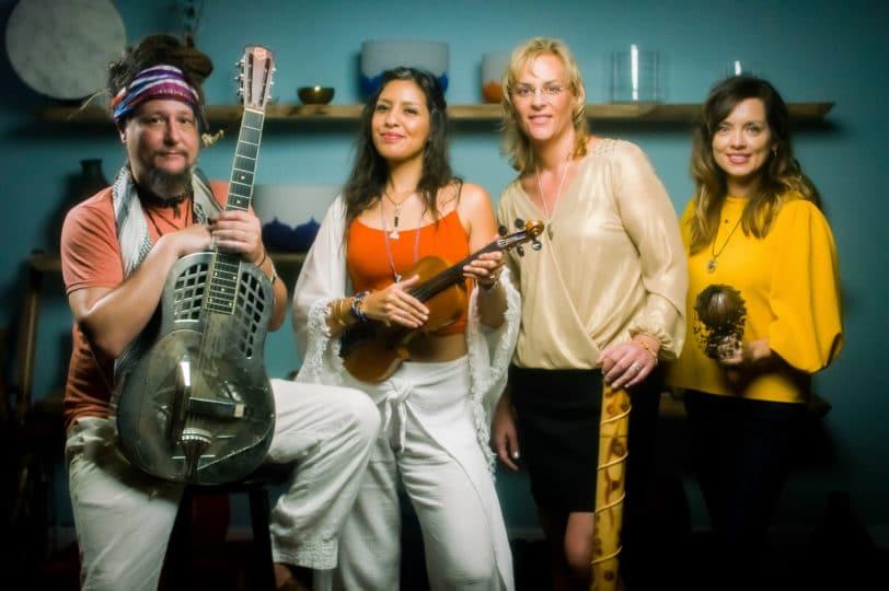 Resonance musical medicine band the om shoppe