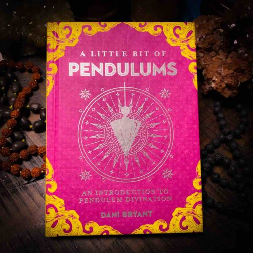 A Little Bit of Pendulums Book, Front Cover