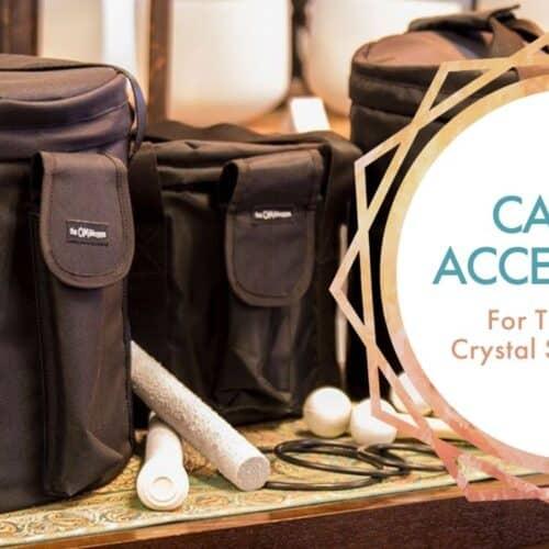 Crystal Singing Bowl Accessories