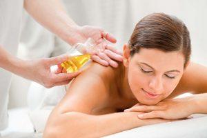 Essential Oils Spa Services Om Spa
