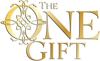 TheOneGift_logo_gold_with-transparency 2