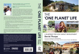 One Planet Life cover front and back