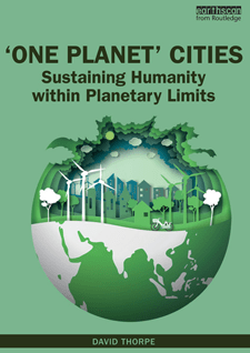 One Planet Cities book cover