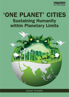 One Planet Cities: Sustaining Humanity Within Planetary Boundaries book cover
