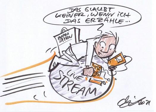 Livestream (© Michael Hüter)