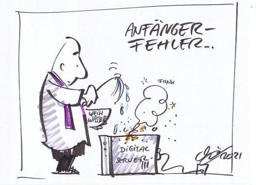 Anfängerfehler (© Michael Hüter)