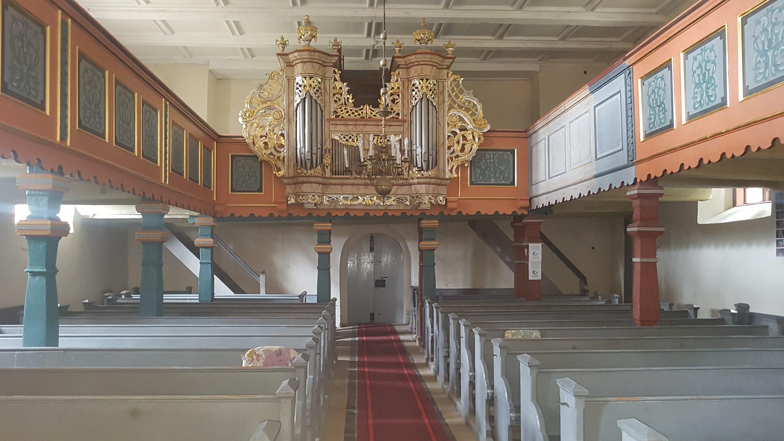 Evangelische Kirche in Passenheim/Pasym
