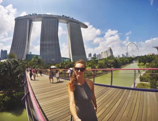 Singapúr zaujímavé miesta a aktivity