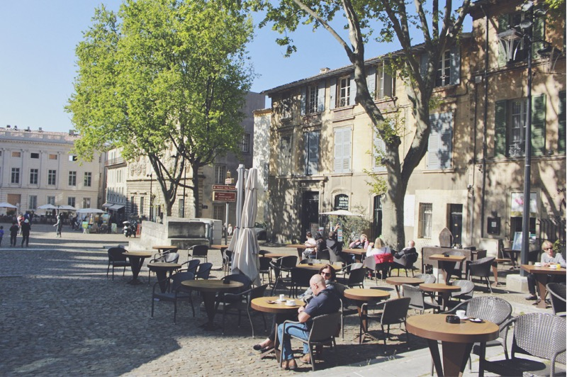 Centrum Avignon