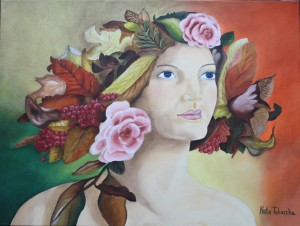 Afrodite - fall lady