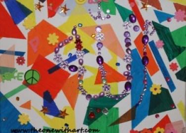 Parya - child artist 4logo
