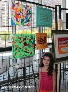 Parya - child artist 7logo