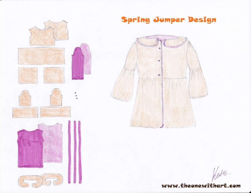 Warm Jumper Project (2/6)