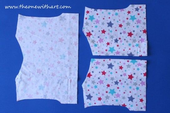 Pyjamas pattern for kids 3