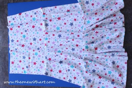 Pyjamas pattern for kids 4