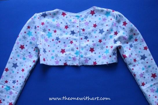 Pyjamas pattern for kids 10