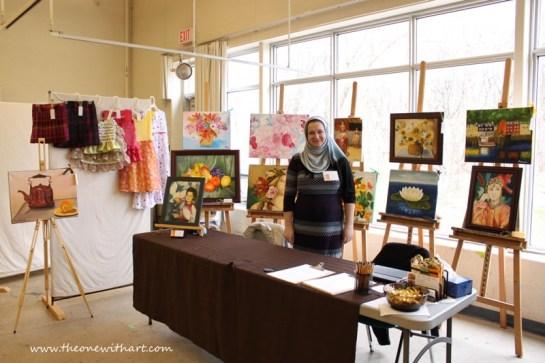 Neilson Park Art Fest 2014